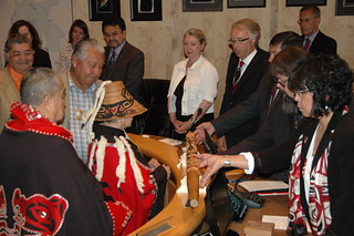 New agreements confirm benefits of Nisga'a Treaty
