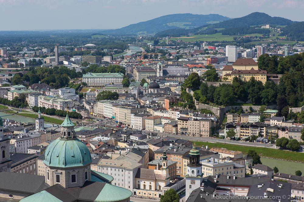 Westbahn. Бюджетно из Вены до Зальцбурга
