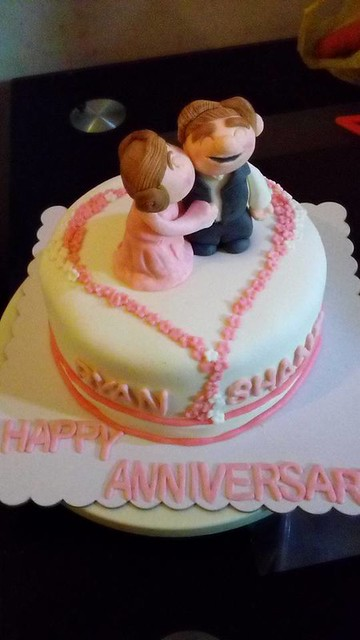 Young Love Cake from Tricia May Viguilla of Sweettooth by legacy