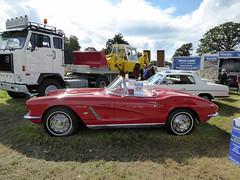 Corvette Profile - Farming Yesteryear Rally 2015
