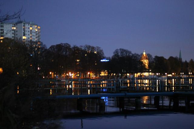 Greenwich-Promenade am Tegeler See