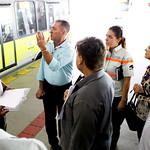 qua, 19/04/2017 - 09:41 - Ver. Cláudio da Drogaria Duarte durante visita técnica à estação de ônibus do BRT-Move Vilarinho,  com a finalidade de fiscalizar e avaliar suas condições.Foto: Rafa Aguiar