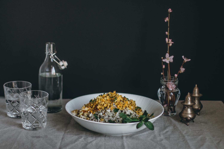 lezione di cucina persiana per pasqua - persian cooking lesson Rome