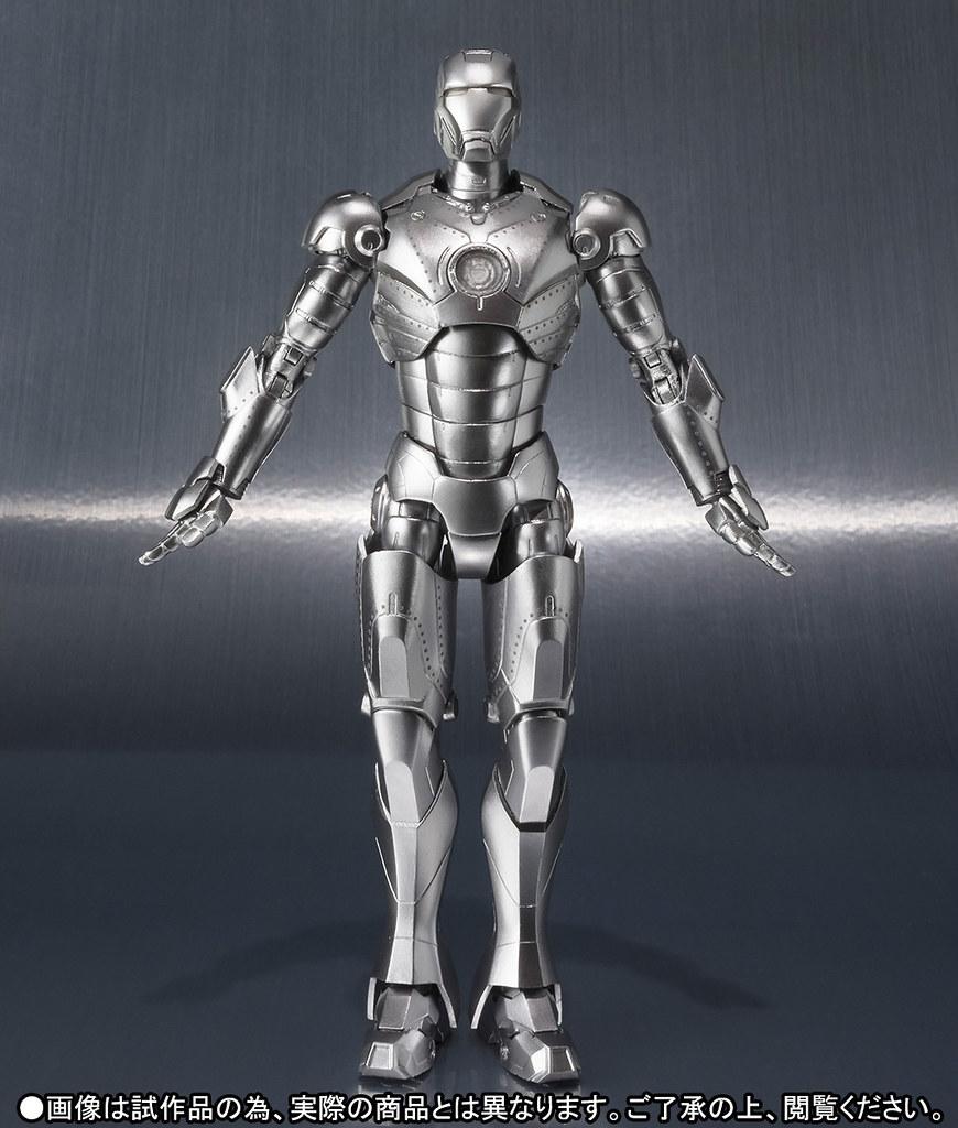 S.H.Figuarts【馬克二】鋼鐵人 Iron Man Mark II アイアンマン マーク2