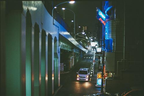 Love hotel (Uguisudani, Tokyo)