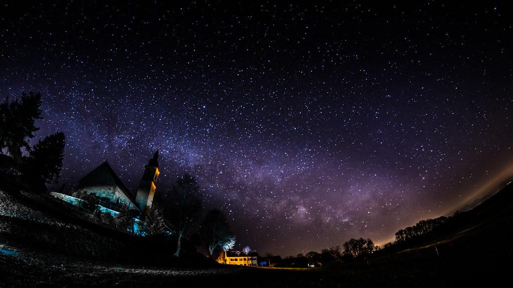 New Moon Milky Way March 2017 - No. 1