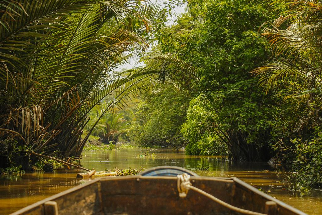Mekongdeltaet