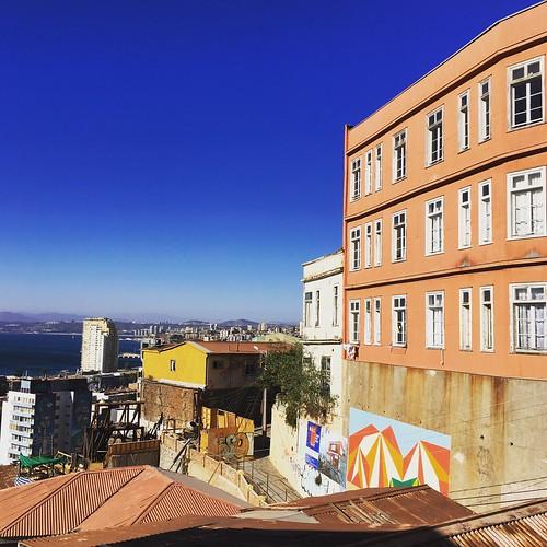 Cerro Bellavista #Valparaíso