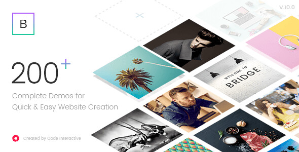 Bridge WordPress Theme free download