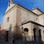 Convento de Religiosas Capuchinas (Pinto, Com. Madrid, España, 7-2-2016)