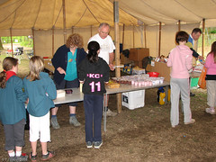 1st Finchampstead - Group Camp 2008