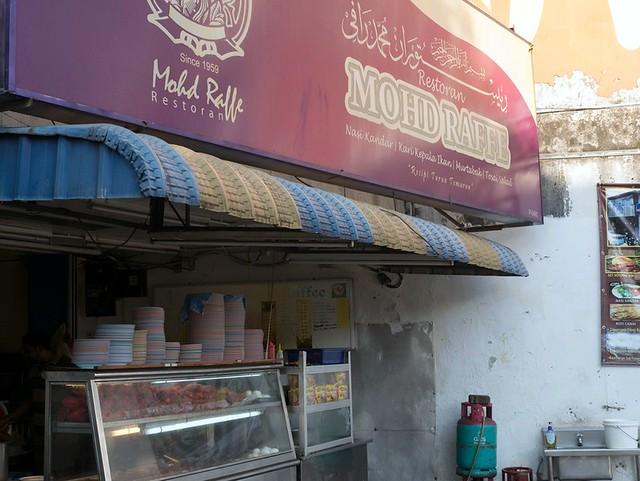 halal Penang food - best nasi kandar raffe pulau tikus-009