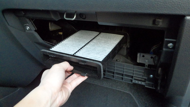 Beau In Cabin Air Filter Replacement