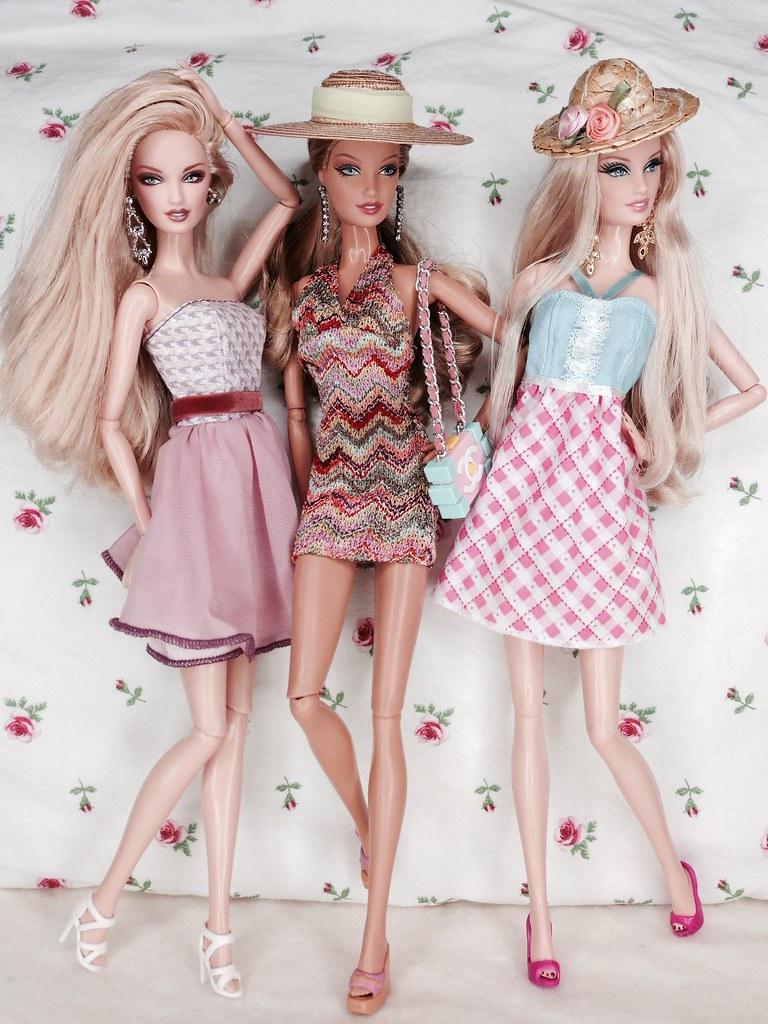 Resultado de imagen para barbie basics model 1
