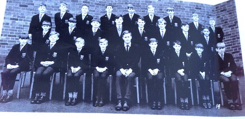 Form 2LS Marple Hall Grammar School 1968.