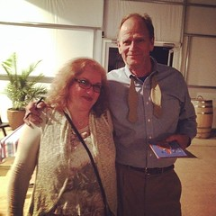 I did get to meey Livingston Taylor again after tne concert!