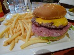 Hamburger in Meknes