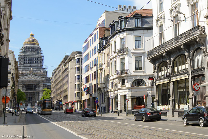 Bruxelles, Palais de Justice