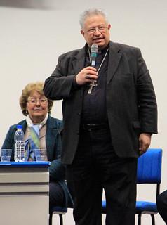 Dom Antonio Carlos Altieri, arcebispo de Passo Fundo.