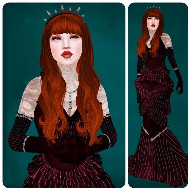 Fosca de Le dress for GENRE