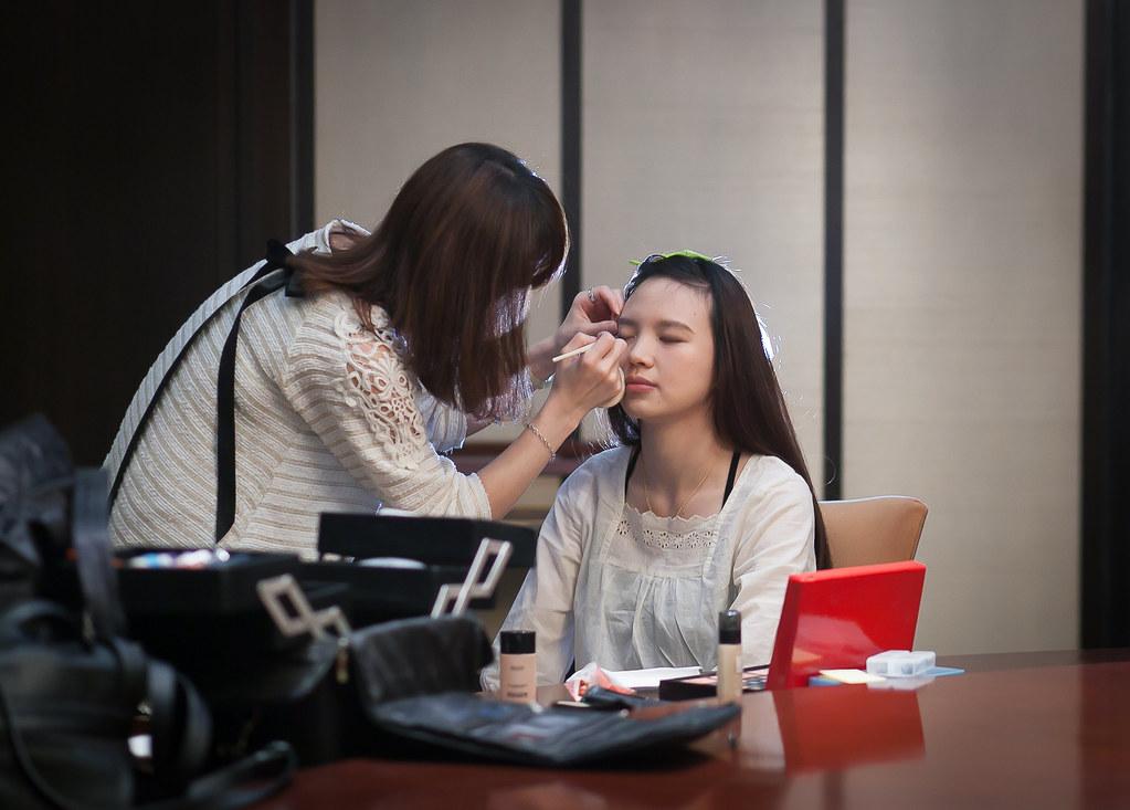 台北婚攝 京華城 冶春 揚州餐廳 喜宴全記錄