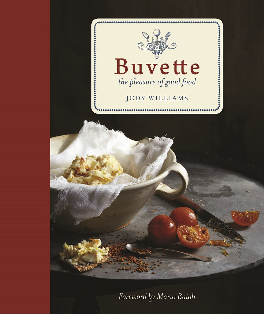 Buvette Cookbook