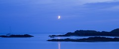 Treadduar Bay Moon