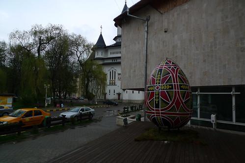 Easter Egg - Gura Humorului, Romania