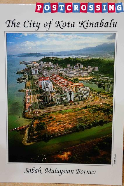 Sabah - Kota Kinabalu City View V2