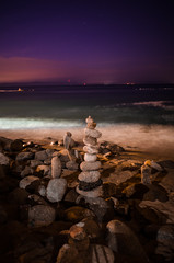 Stacked Rocks (Cannery Row)