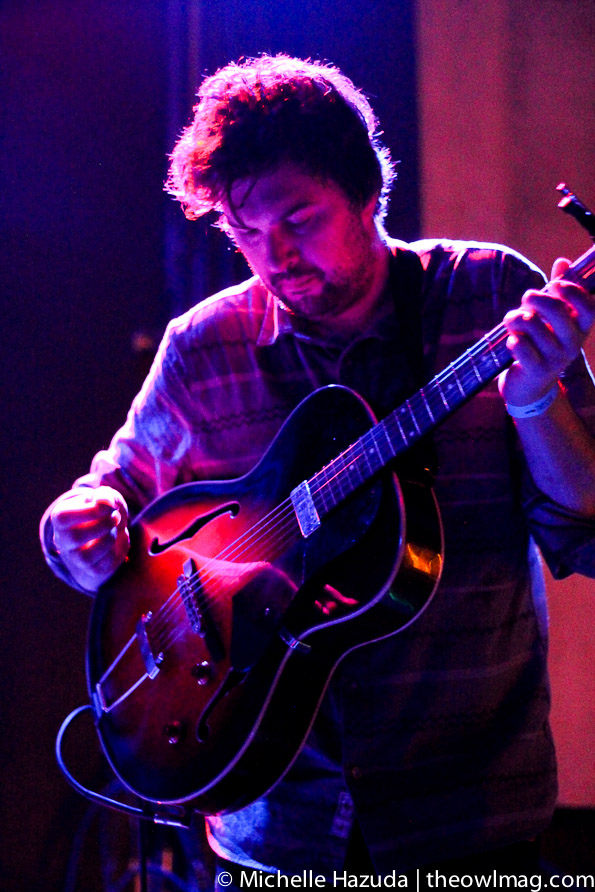 The Cave Singers @ Constellation Room, Santa Ana 5/16/14