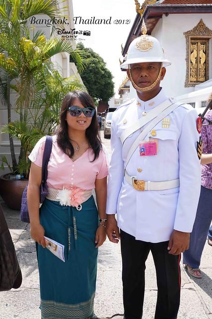 Day 3 Bangkok, Thailand - Grand Palace Bangkok 09