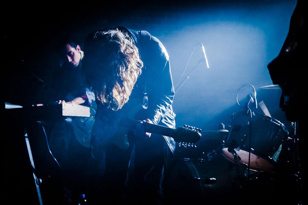 Younghusband @ Village Underground, London 19/05/14