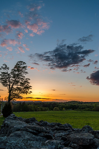 sunset sky oneaday clouds landscape scenic photoaday pictureaday project365 project365138