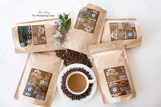 Kakalove Coffee Beans