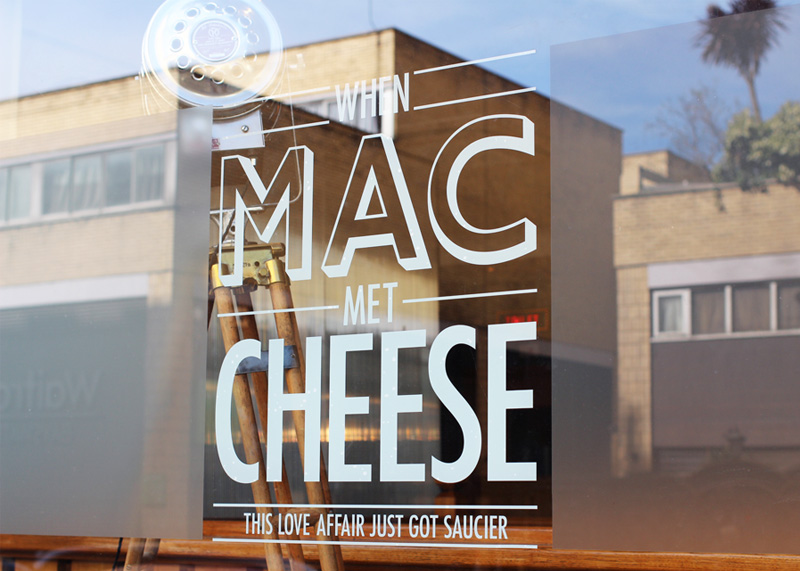 When Mac Met Cheese, London Review