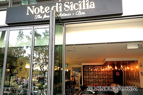 Note di Sicilia at Sentosa Cove