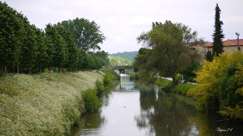 le voici mon canal de Périgueux + ajout soleil 14073145756_67ec580fe8_o