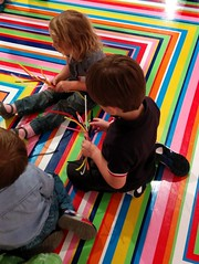 Pipe cleaners at the MCA