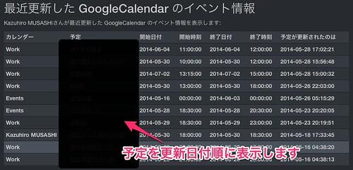 GoogleCanendar2DailyPlanner