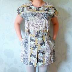 Playsuit - The Notebook Sew-along