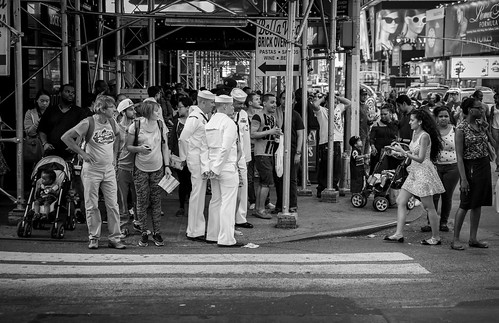 New York City and Times Square is a busy and crowed place. The small form factor of the X-Pro1 is perfect in these situations and most people hardly notice you taking photos. 1/125, f2.0 at ISO 320.
