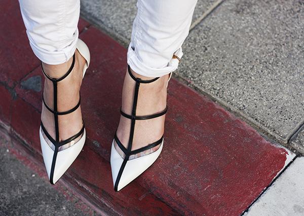 michael kors sahar pumps, t-strap pumps, valentino rockstud, michael kors shoes, מייקל קורס, נעליים של מייקל קורס, ולנטינו, נעלי עקב לבנות, בלוג אופנה