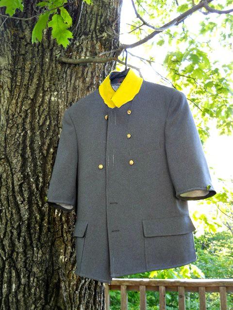 stonewall jackson coat
