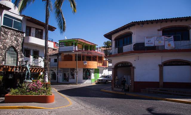 Old Town In Puerto Vallarta Mexico Flickr Photo Sharing
