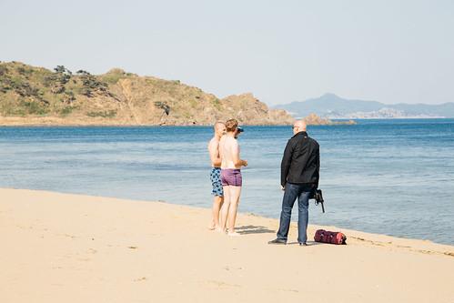 travel beach canon asia may korea northkorea 2014 dprk hamhung southhamgyong pongdaeri hamhungbeach