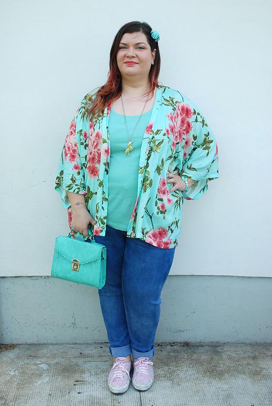 outfit kimono verdementa