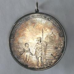 Halloran Prize Medal obverse