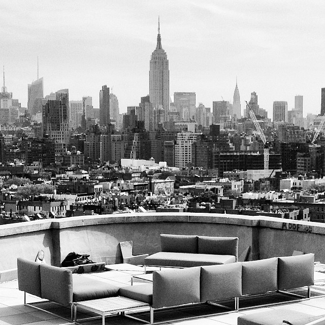 I love my job. #architecture #skyline #rooftop #realestate #nyc #manhattan #anneruthmannphotography