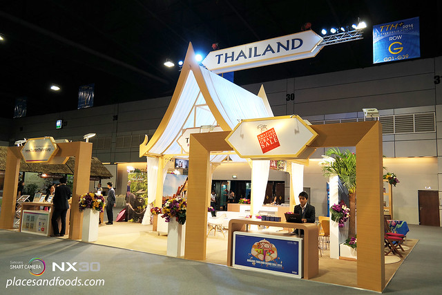 Exhibition Booth Bangkok : The tourism authority of thailand tat appeals to global
